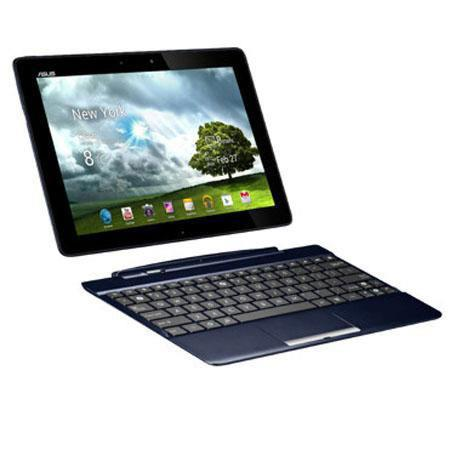 "Asus Transformer Pad TF300 10.1"" Android 4.0 Tablet with Keyboard Dock - Bundle - with HP 10.2"" Mini Sleeve"