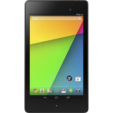 "Asus Google Nexus 7 Version 2 7"" Full HD FHD Tablet, Qualcomm Snapdragon S4 Pro 1.5GHz, 2GB RAM, 16GB Flash, Android 4.3 Jelly Bean"