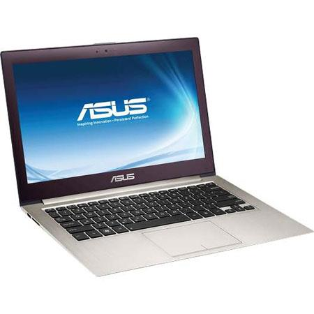 "Asus Zenbook Prime 13.3"" IPS Ultrabook Computer, Intel Core i7-3517U 1.9GHz, 4GB DDR3 RAM, 500GB HDD + 24GB SSD, Windows 8 64-Bit, Silver"
