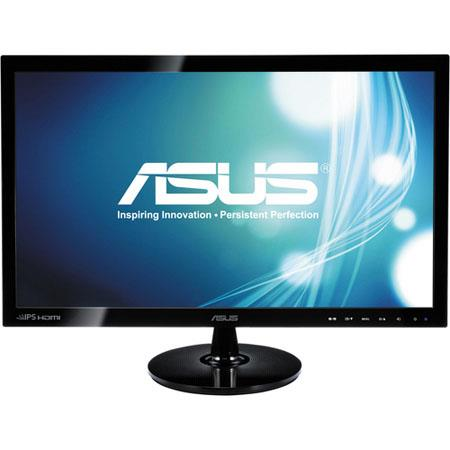 "Asus VS229H-P 21.5"" Full HD LED Monitor, 250 cd/m2 Brightness, 1920x1080 Resolution, 50000000:1 Contrast Ratio"