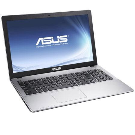 "Asus X550LA 15.6"" HD Notebook Computer, Intel Core i5 4200U 1.6GHz, 8GB RAM, 500GB Hard Drive, Windows 8 Pro, Silver Gray"