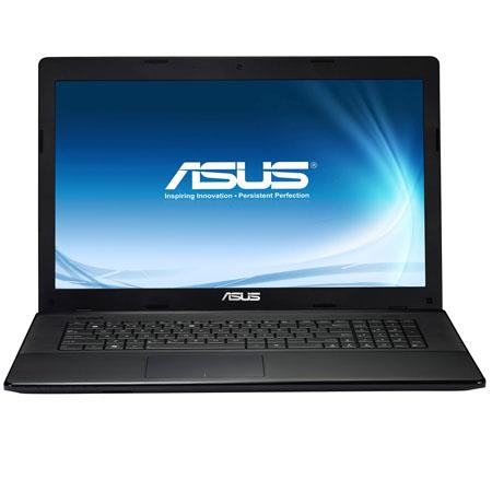 "Asus X75A-DS31 17.3"" Notebook Computer, Intel Core i3-2370M Dual-Core 2.4GHz Processor, 4GB RAM, 500GB HDD, Windows 8 Home Premium"