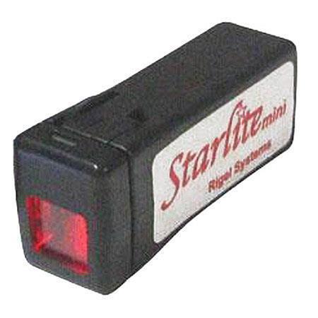 Rigel Systems Starlite Mini 2 Red Led Flashlight Rsm