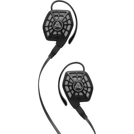AUDEZE AUDEZE iSINE 10 In-Ear Headphones Black Steel, B Stock