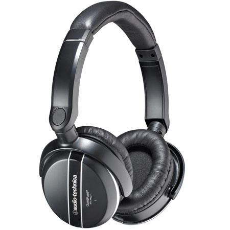 Audio-Technica ATH-ANC27 QuietPoint Active Noise-cancelling Headphones image