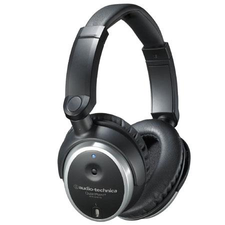 Audio-Technica ATH-ANC7B Quietpoint Active Noise-Cancelling Headphones image