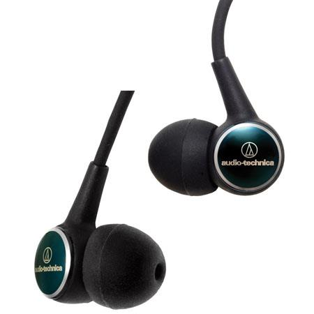 Audio-Technica ATH-CK10 Portable In-Ear Headphones image