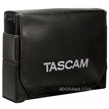 Tascam CS-P2 Carry Case HD-P2 Portable Stereo Recorder, Black