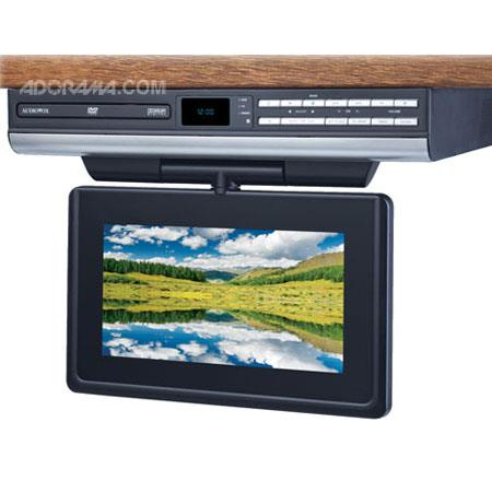 "Audiovox VE927 9"" LCD Under Shelf Drop Down TV with Built-In DVD, 16:9 Aspect Ratio, ATSC/NTSC Tuner"