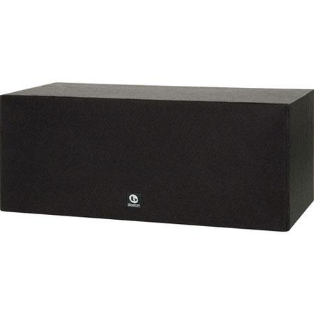 "Boston Acoustics Classic Series CS 225C II Dual 5-1/4"" 2-Way Center Channel Speaker, Black"