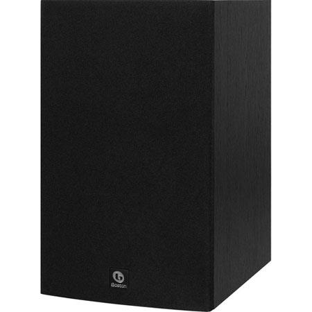 "Boston Acoustics Classic Series 26 II 2-Way 6.5"" Bookshelf Speaker, Black, Single"