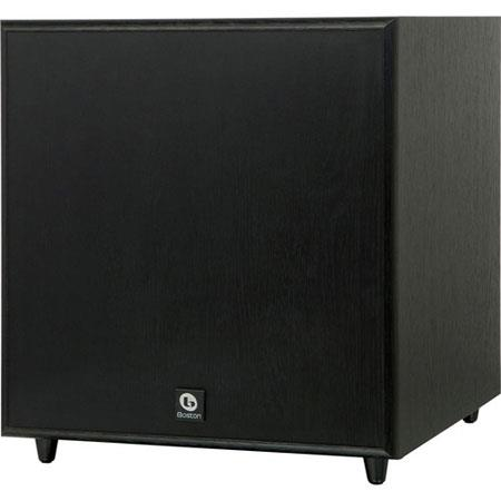 Boston Acoustics Classic Series Sub10 II Down-Firing Subwoofer