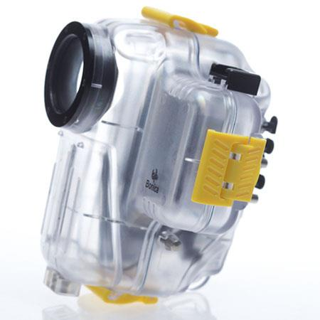 Bonica SNAP-DV-HSE Snapper Housing Only for Bonica DV, HDDV and 1080P HDDV Video Cameras, Waterproof Down to 180'