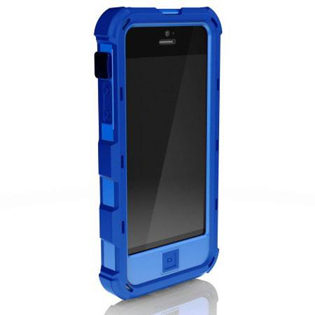 Ballistic Hard Core (HC) Case for iPhone 5, Cobalt