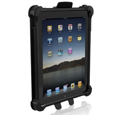 Ballistic Tough Jacket Case for Apple iPad 2, iPad 3 & iPad 4 - Black