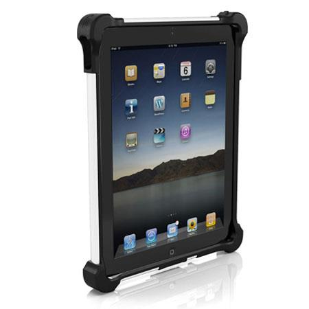 Ballistic Tough Jacket Case for Apple iPad 2, iPad 3 & iPad 4 - Black/White