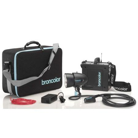 Broncolor Mobil A2l Travel Kit With Lead Acid Battery B 31
