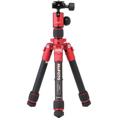 MeFOTO DayTrip Tripod Kit, Red