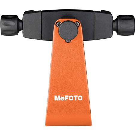 MeFOTO SideKick360 SmartPhone Adapter for Tripods - Orange