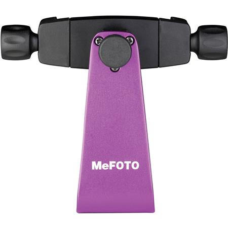 MeFOTO SideKick360 SmartPhone Adapter for Tripods - Purple
