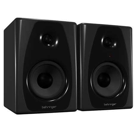 Behringer High-Resolution, Bi-Amped Reference Studio Monitors with USB Input