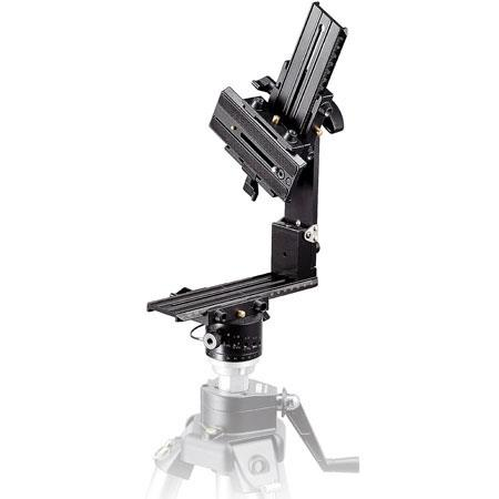 Bogen - Manfrotto Spherical Multi-row QTVR Panoramic Head. image