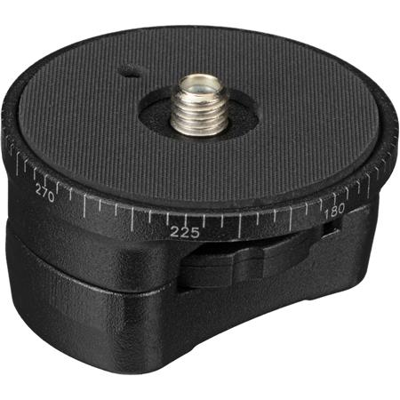Manfrotto (Distributed by Bogen) Basic QTVR Panorama Head Adapter image