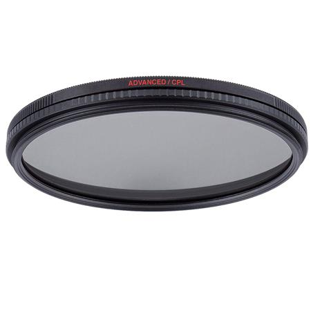 Manfrotto 52mm Advanced Circular Polarizing Filter