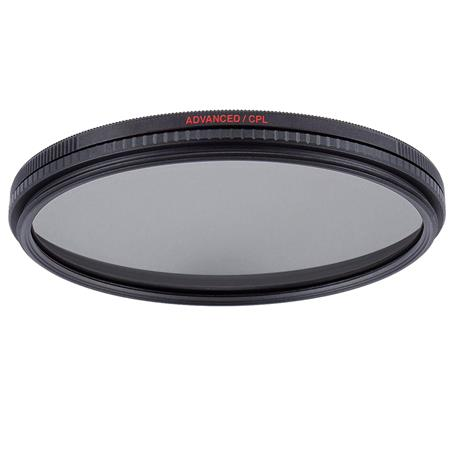 Manfrotto 82mm Advanced Circular Polarizing Filter