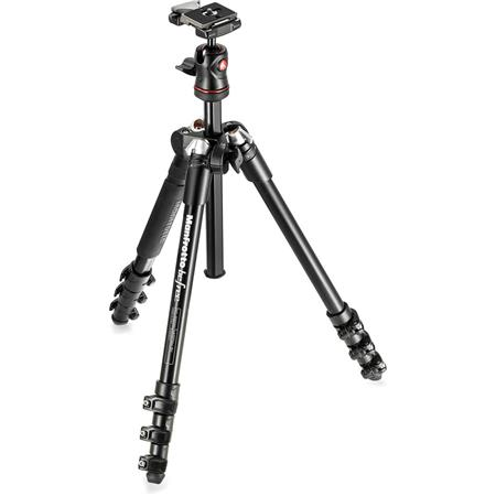 Manfrotto MKBFRA4-BH BeFree Travel Tripod