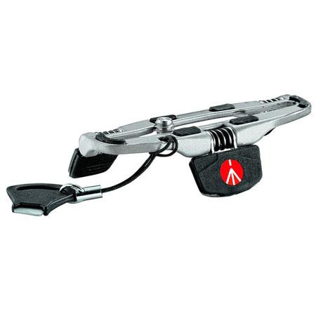 Manfrotto MP1-C02 Pocket Compact Support for Point and Shoot Cameras, Grey