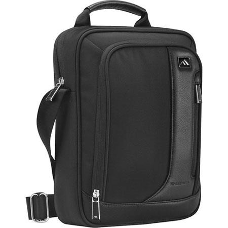 Brenthaven Broadmore Tech Pack Backpack - Fits All iPad Versions, Black