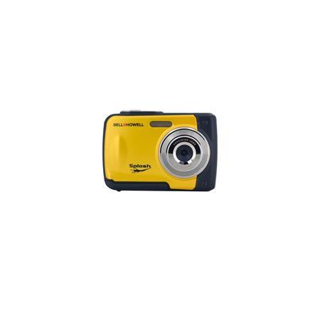 Bell & Howell WP10 Waterproof Digital Camera, 12MP, 640 x 480 Resolution, 2.4