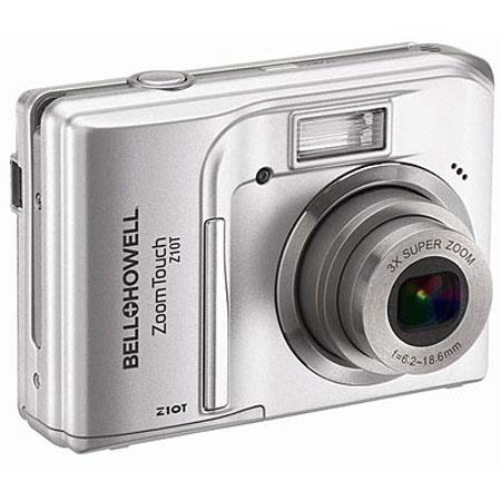 Bell & Howell Z10T ZoomTouch 10MP Touchscreen Digital Camera with Movie Mode, 3x Optical Zoom Lens, 3.0