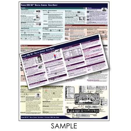 PhotoBert Photo CheatSheet for Canon EOS 1DS-Mark III Digital SLR Camera