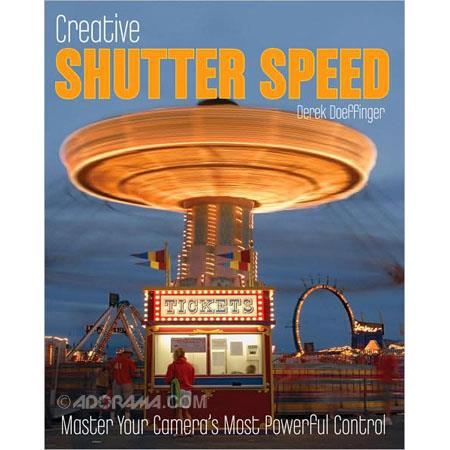 Wiley Publishing Publishing: Shutter Speed: Master the Art of Motion Capture, Softcover Book By Derek Doeffinger, 272 Pages