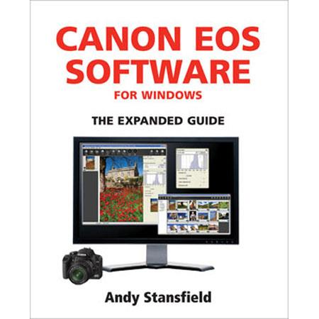 "Ammonite Press ""The Expanded Guide, Canon EOS Software for Windows"", Softcover Book by Andy Stansfield, 256 Pages"