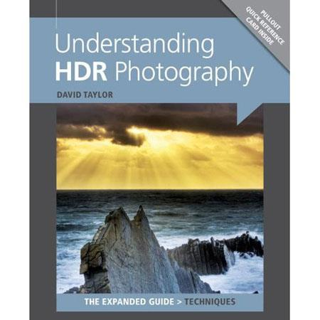 "Ammonite Press ""The Expanded Guide, Understanding HDR Photography"", Softcover Book by David Taylor, 192 Pages"