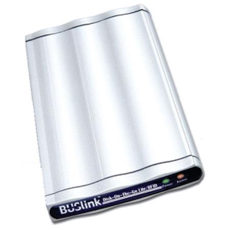"BUSlink 320GB Disk-On-The-Go, 2.5"" RFID Encrypted Slim Pocket Hard Drive, with Mini USB 2.0 Interface"