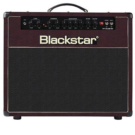 blackstar ht40v ht club 40 1x12 40w limited edition guitar amp red ht40v. Black Bedroom Furniture Sets. Home Design Ideas