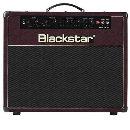 blackstar ht40v ht club 40 1x12 40w limited edition guitar amp red ht40v. Black Bedroom Furniture Sets. Home Design Ideas