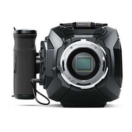 blackmagic design ursa mini 4k camera with ef mount, 4k