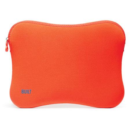"Built Neoprene 13"" Sleeve for MacBook and MacBook Pro, Plush Inner Lining, Fireball"