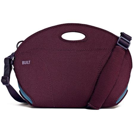 Built E-CBL Large Cargo Camera Bag, Black Raspberry image