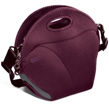 Built E-CBM Medium Cargo Camera Bag, Black Raspberry image