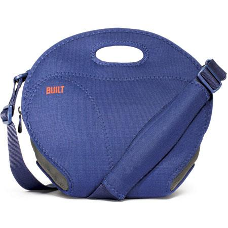 Built E-CBM Medium Cargo Camera Bag, Navy Blue image