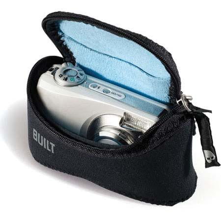 Built Soft Shell Camera Case, Black image