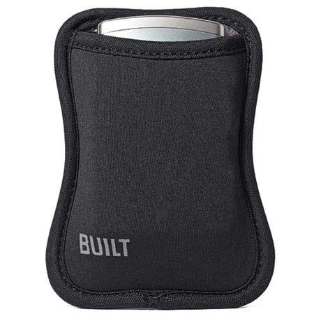 Built Scoop, Digital Point-n-Shoot Camera Case - Black *
