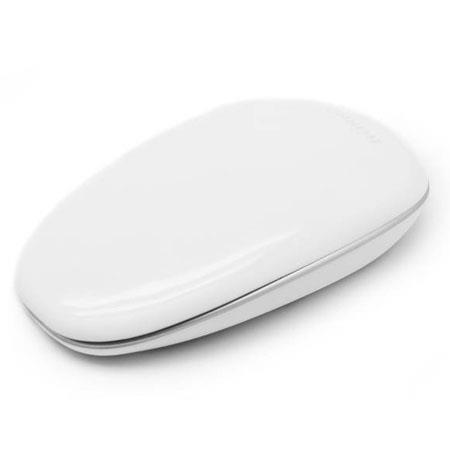Bornd T100 2.4GHz Wireless Ultra Thin Touch Mouse, White