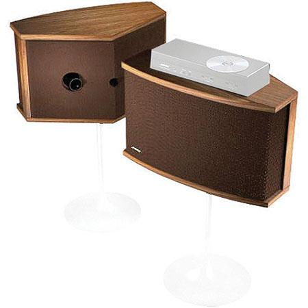Bose 901 Series VI Direct/Reflecting Speaker System, Walnut, Pair